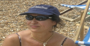 Whitelily 57 years old I am from March/East England, Seeking Dating with Man