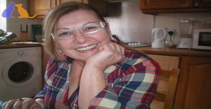 Marinahelena753b 67 years old I am from Londres/Grande Londres, Seeking Dating Friendship with Man